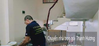 Dịch vụ chuyển nhà trọn gói 365 tại phường Hàng Buồm