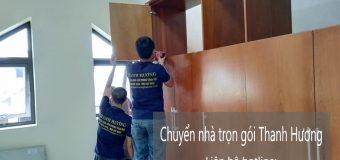 Dịch vụ chuyển nhà trọn gói 365 của Thanh Hương tại phường Cầu Diễn