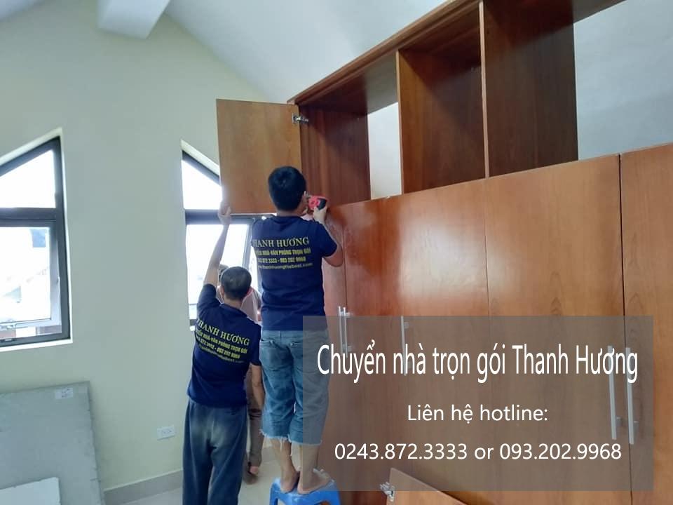 Dịch vụ chuyển nhà trọn gói 365 tại xã yên trung