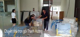 Dịch vụ chuyển nhà trọn gói 365 tại phố Phú Kiều
