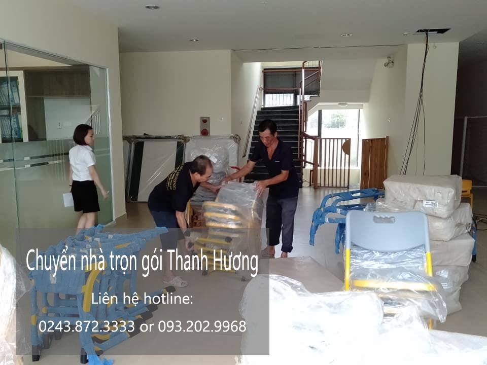Dịch vụ chuyển nhà 365 tại phố Phú Kiều