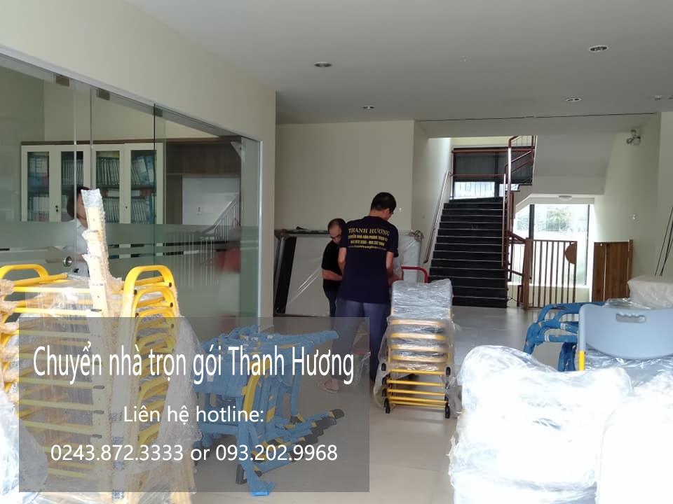 Dịch vụ chuyển nhà trọn gói 365 tại phố Phú Diễn