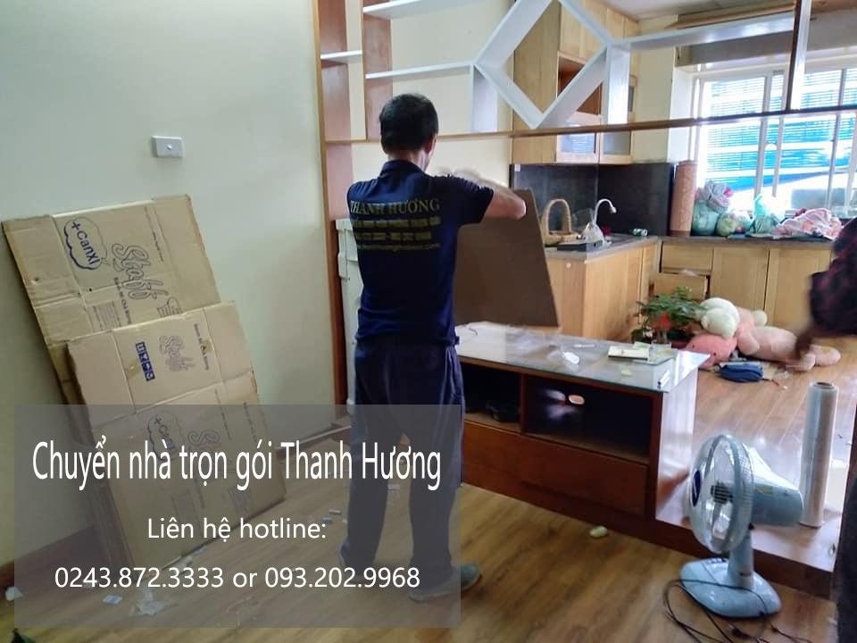 dịch vụ chuyển nhà giá rẻ từ phố Nam Tràng đi Hải Dương