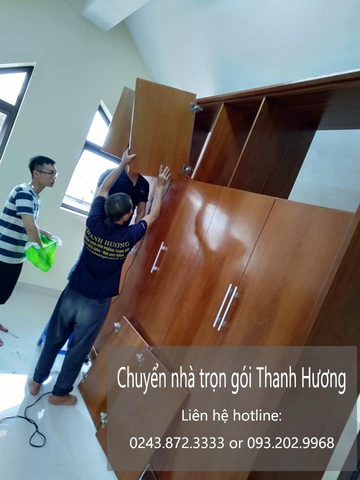 Chuyển nhà chuyên nghiệp Thanh Hương phố Cửa Đông