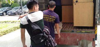 Dịch vụ chuyển nhà trọn gói 365 tại phố Trường Sa