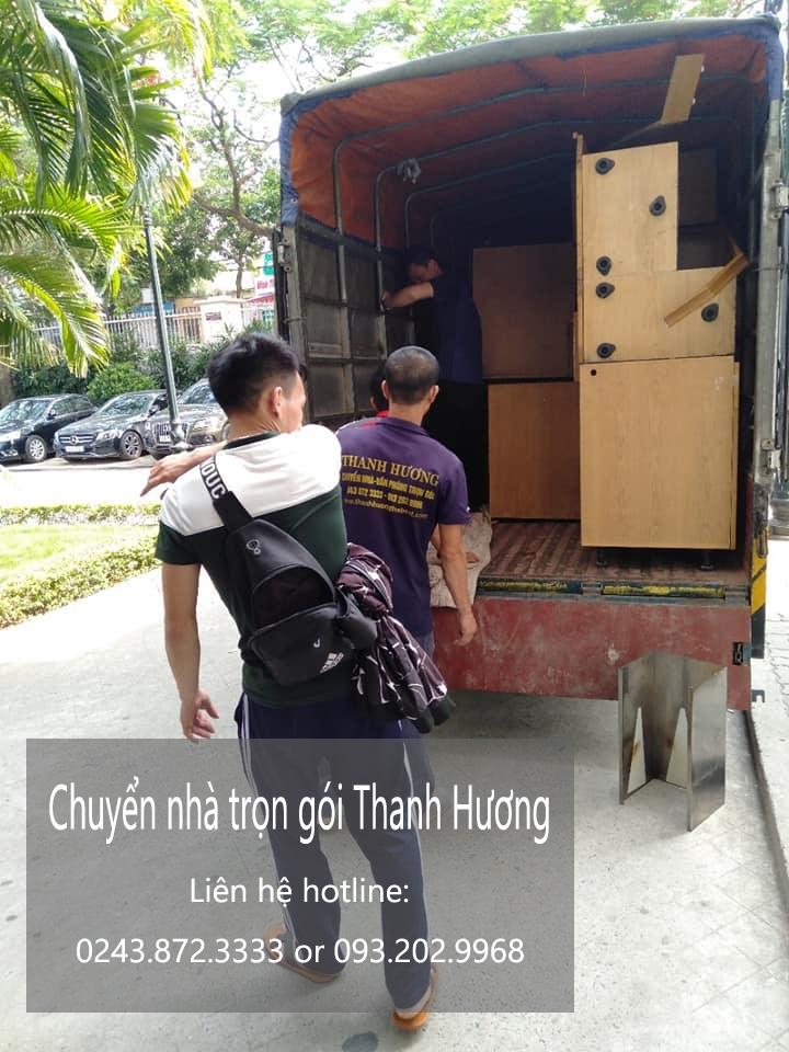 Dịch vụ chuyển nhà tại phố Trường Sa