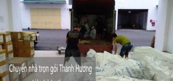 Dịch vụ chuyển nhà 365 tại phố Thanh Đàm
