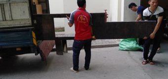 Dịch vụ chuyển nhà trọn gói 365 tại phố Phan Phù Tiên