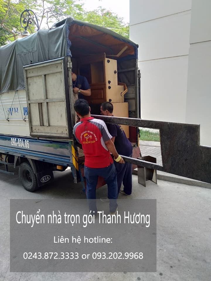 Dịch vụ chuyển nhà tại phố Vũ Thạnh