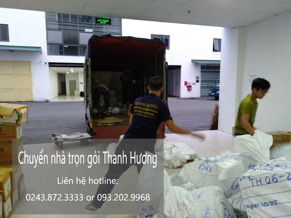 Dịch vụ chuyển nhà tại phố Nguyễn Thực