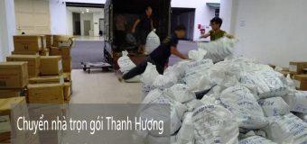 Dịch vụ chuyển nhà trọn gói 365 tại phố Tương Mai