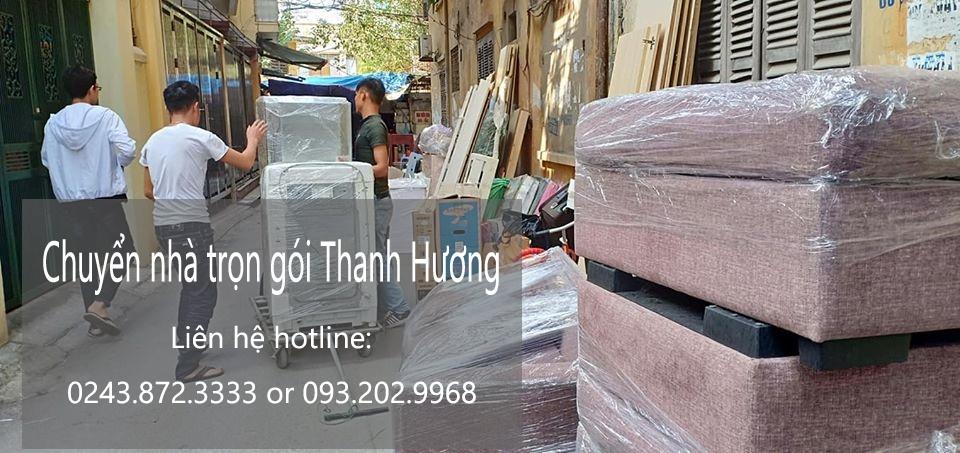 Chuyển nhà trọn gói tại phố Hàng Vôi