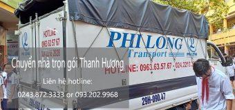Chuyển nhà trọn gói tại phố Đồng Xuân