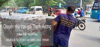 Dịch vụ chuyển nhà trọn gói 365 tại phố Cổng Đục