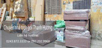 Dịch vụ chuyển nhà trọn gói 365 tại phố Hồng Mai