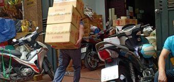 Dịch vụ chuyển nhà trọn gói tại phố Miếu Đầm 2019
