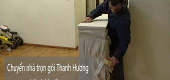Dịch vụ chuyển nhà trọn gói 365 tại phố Quảng An