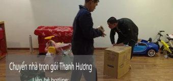 Dịch vụ chuyển nhà trọn gói 365 tại đường Phạm Hùng