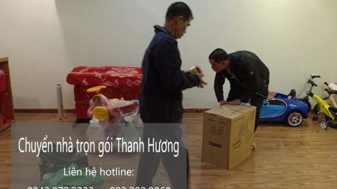 Dịch vụ chuyển nhà tại đường Hoàng Quốc Việt