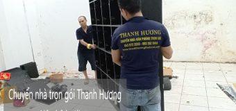 Chuyển nhà chất lượng Thanh Hương phố Gầm Cầu