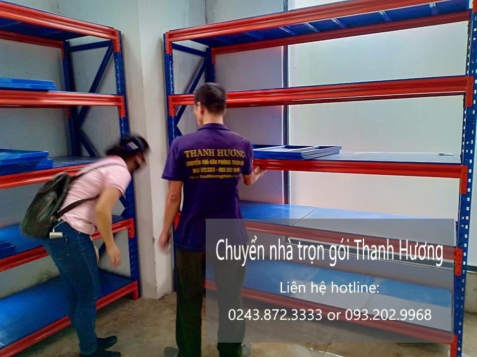Dịch vụ chuyển văn phòng tại phố Trần Điền