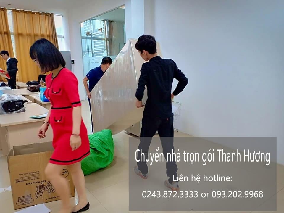 Chuyển văn phòng trọn gói 365 tại phố Nam Đồng
