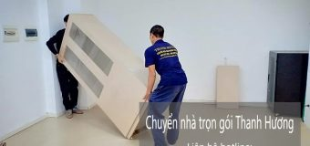 Dịch vụ chuyển nhà trọn gói tại phố Vân Đồn
