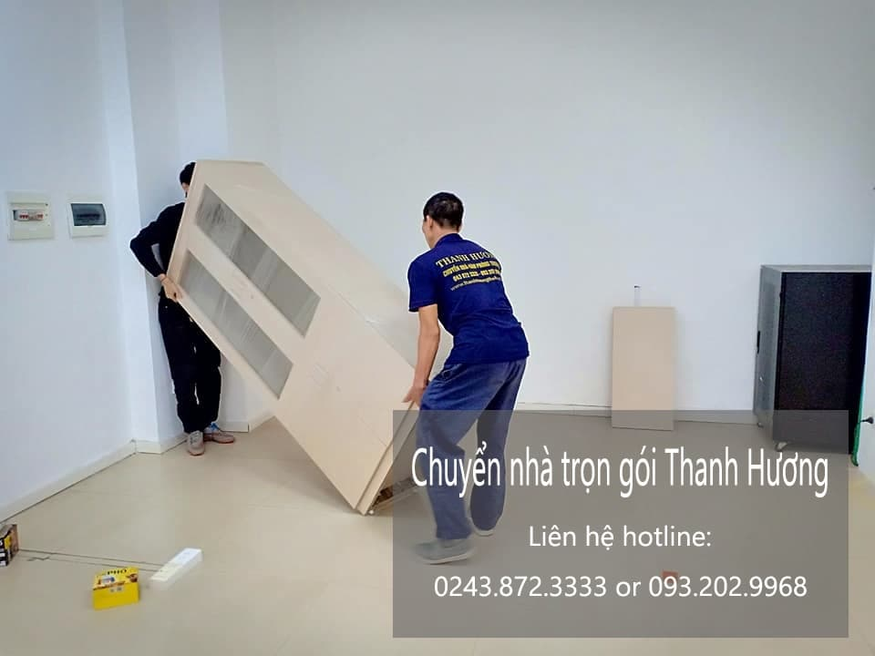Dịch vụ chuyển nhà 365 tại phố Vân Đồn