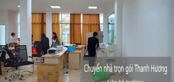 Dịch vụ chuyển nhà trọn gói 365 tại phố Vũ Hữu Lợi