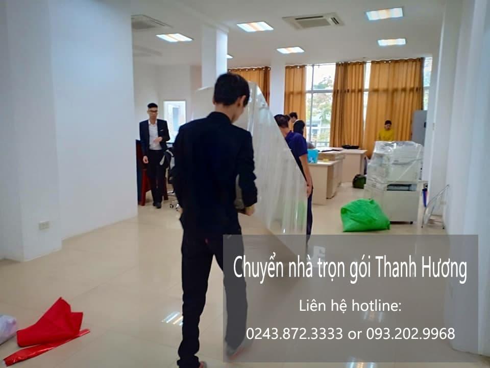 Chuyển văn Phòng Thanh Hương 365 tại phố Hội Xá