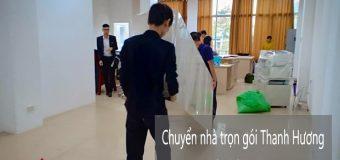 Dịch vụ chuyển nhà trọn gói 365 tại huyện Thanh Trì