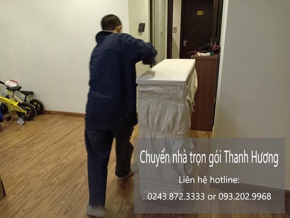 Dịch vụ chuyển nhà trọn gói 365 tại đường Tuệ Tĩnh
