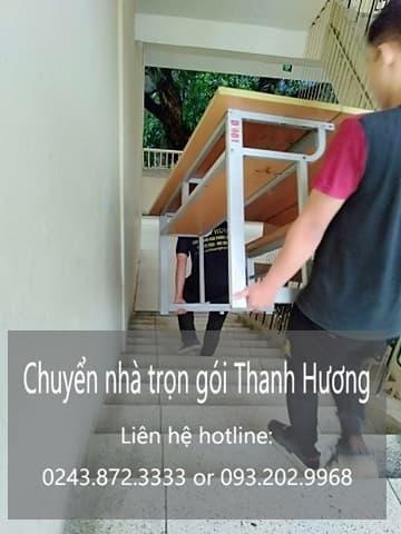 Chuyển nhà giá rẻ Thanh Hương phố Hùng Vương