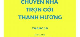 Thanh Hương chuyển nhà 365 tại phố Mậu Lương