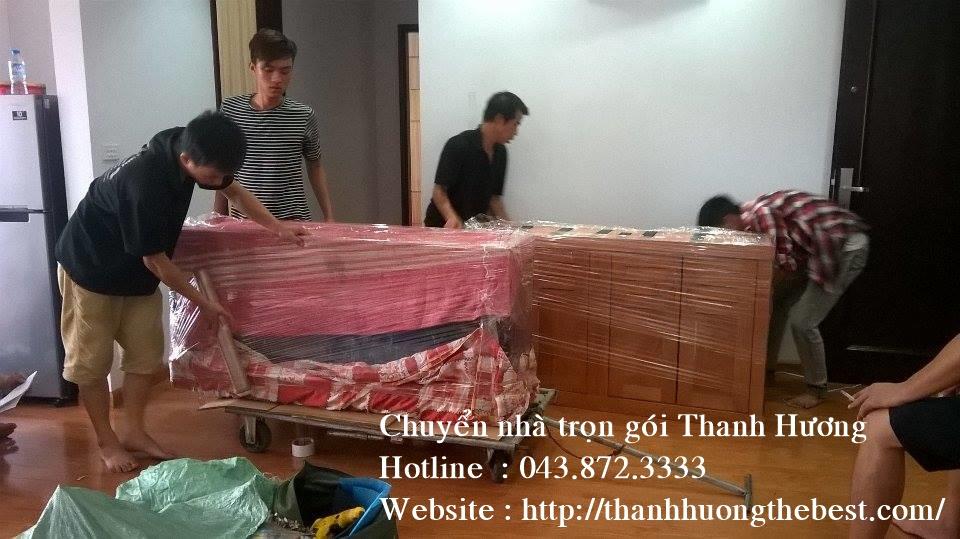 Dịch vụ chuyển nhà 365 Thanh Hương
