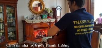 Dịch vụ chuyển nhà trọn gói tại phố Tôn Đức Thắng