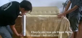 Dịch vụ chuyển nhà trọn gói 365 tại quận Hoàn Kiếm
