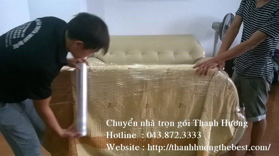 Chuyển nhà trọn gói 365 Thanh Hương tại quận hoàn kiếm