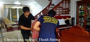 Dịch vụ chuyển nhà trọn gói tại phố Nguyễn Thái Học