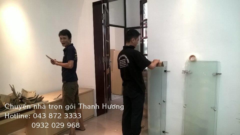 Chuyển nhà uy tín tại phố Phùng Chí Kiên