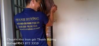 Dịch vụ chuyển nhà trọn gói khu đô thị Thạch Bàn