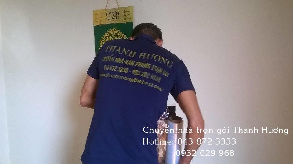 Chuyển nhà chuyên nghiệp tại phố Phạm Tuấn Tài