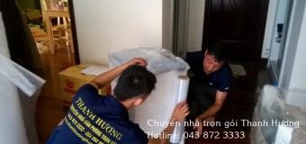 Dịch vụ chuyển nhà tại Khu đô thị Mễ Trì Thượng