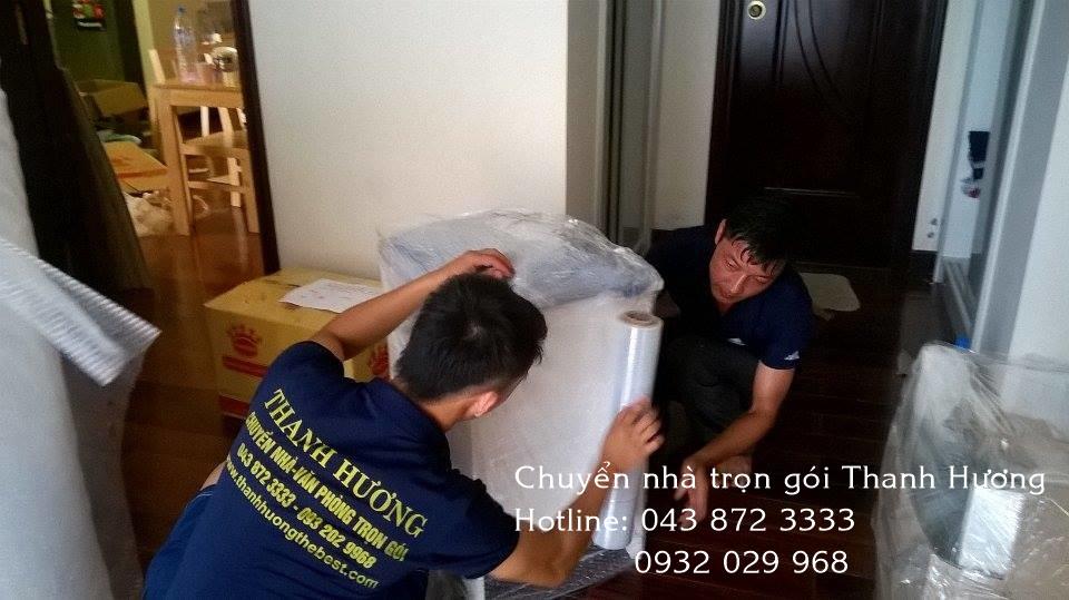Chuyển nhà trọn gói 365 tại đường Sài Đồng đi Hà Nam