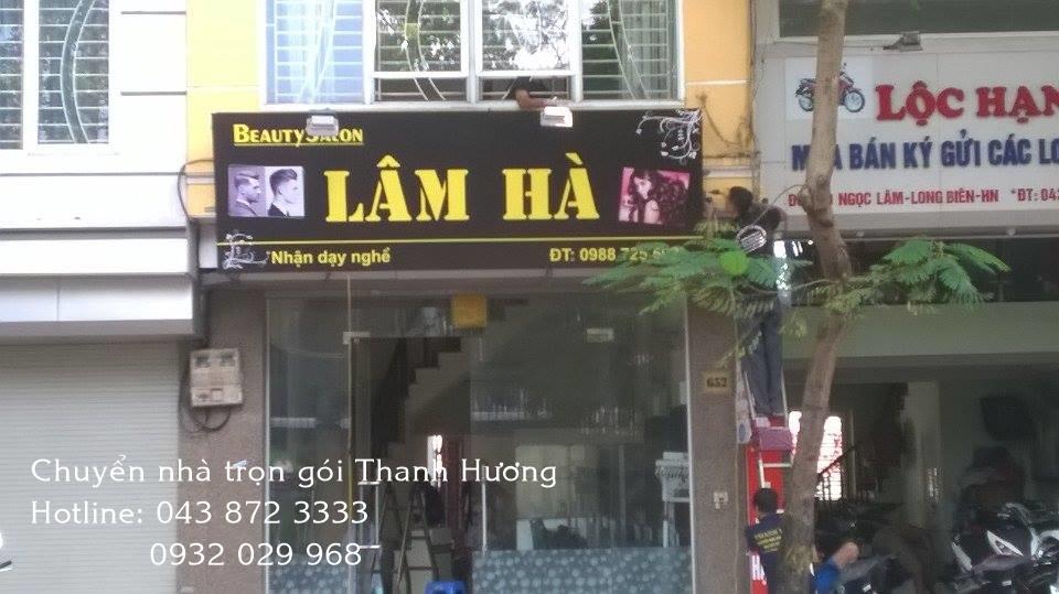 Chuyển nhà trọn gói tại phố Nguyễn Khánh Toàn