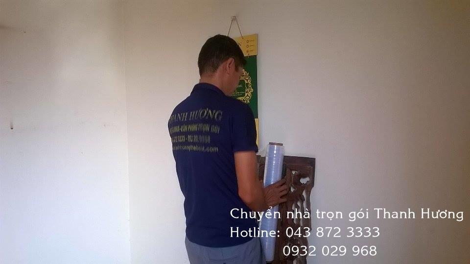 Chuyển văn phòng chuyên nghiệp tại phố Nguyễn Văn Huyên