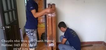 Dịch vụ chuyển nhà trọn gói tại phố Nguyễn Lương Bằng