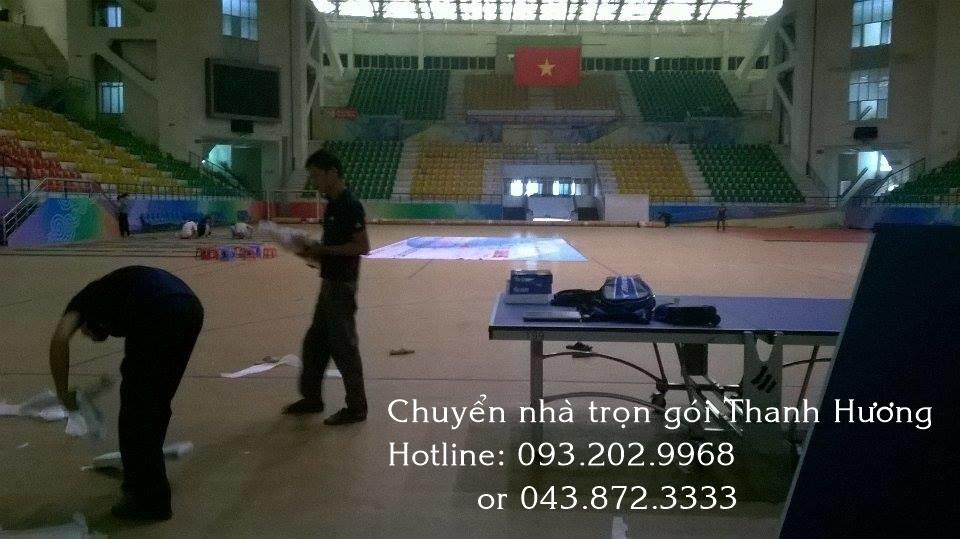 Chuyển nhà chuyên nghiệp tại đường Đồng Bông