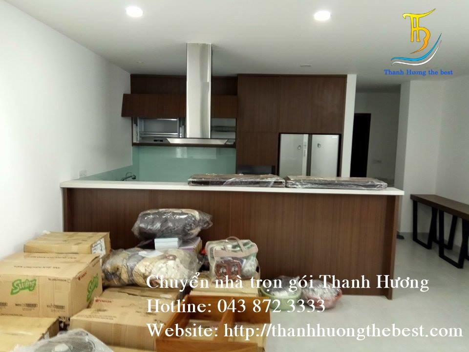 Chuyển văn phòng chuyên nghiệp tại phố Nguyễn Ngọc Vũ