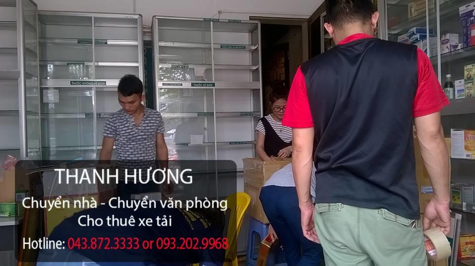 Dịch vụ chuyển nhà 365 tại phố Võ Văn Dũng